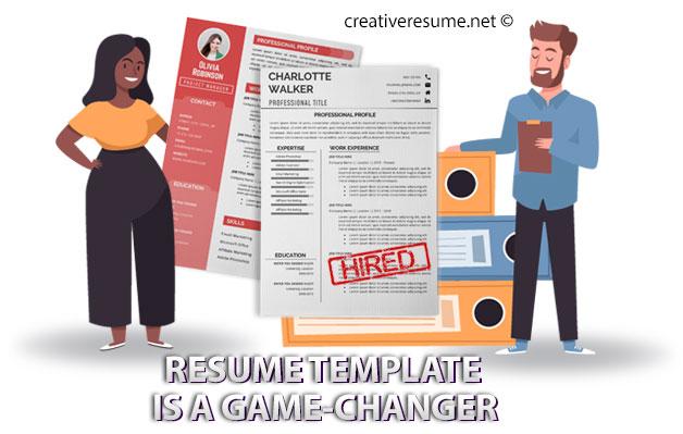 creative cv templates
