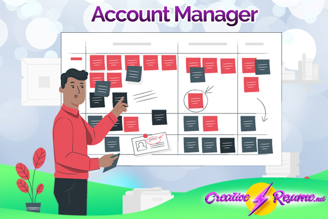 What does an account manager do