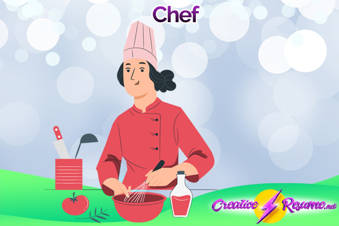 How to become a chef and cook