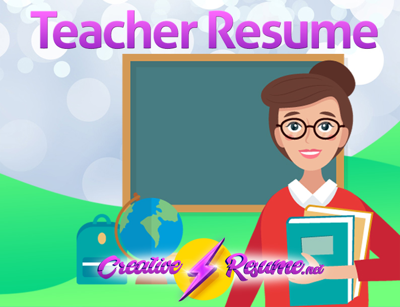 How to write a teacher resume